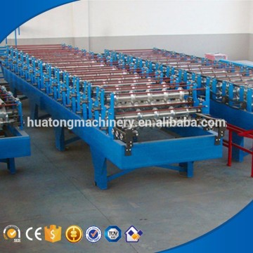 Factory OEM 5 meter per minute pu sandwich panel production line