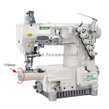 Small Cylinder Bed Interlock Sewing Machine