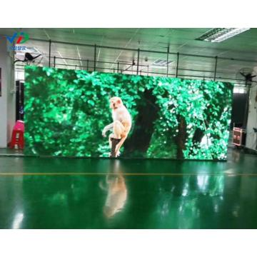 PH4.81Indoor Mobile LED Display with 500x500 mm Cabinet