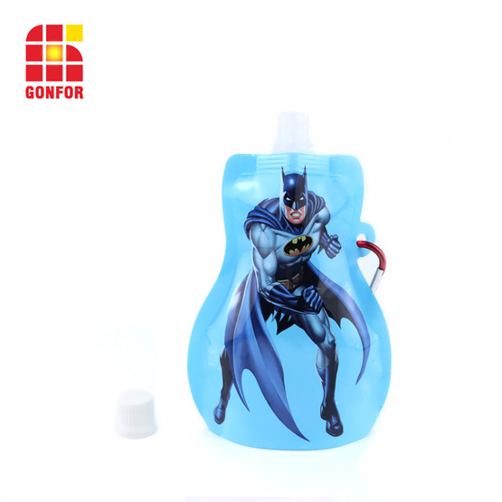 Foldable Water Bag For Kids BPA Free