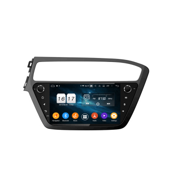 PX5 car navigation for I20 2018