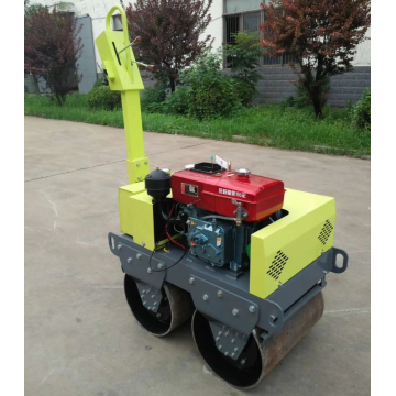 Electric start walk behind vibratory roller price