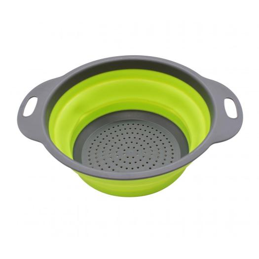 Foldable Collapsible Colander Kitchen Strainer