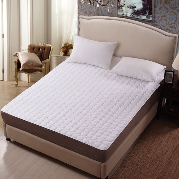 Hotel Use Polyester Quilting Customized Mattress Topper