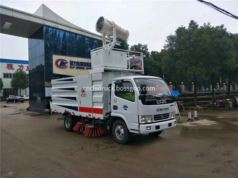 Industrial and Street Sweeper for Sale 3