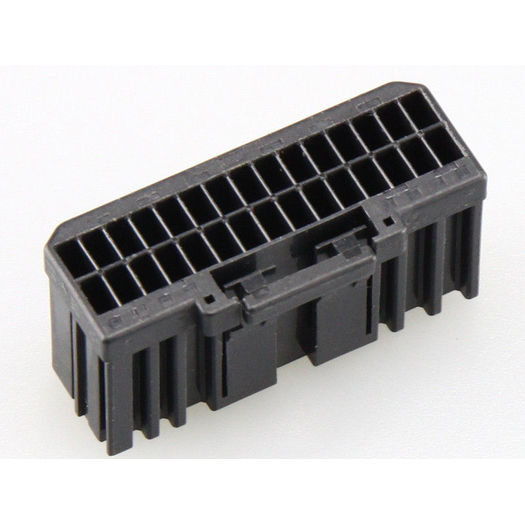 PCB Socket Connector Plastic Injection Mould