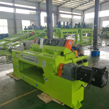 Spindleless Veneer Peeling Lathe Machine