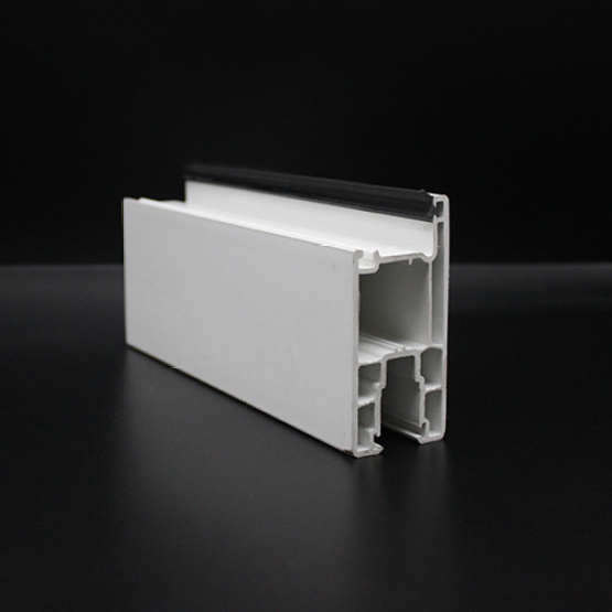 UV Protection Extrusion UPVC Profiles For Sliding Window