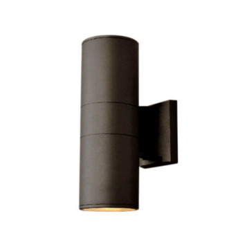 Charcoal Grey Superstore 2*5W Outdoor Wall Light