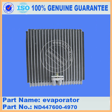 Komatsu spare parts PC55MR-2 radiator 22M-03-21330