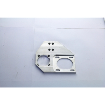 Aluminum CNC milling parts machining plate