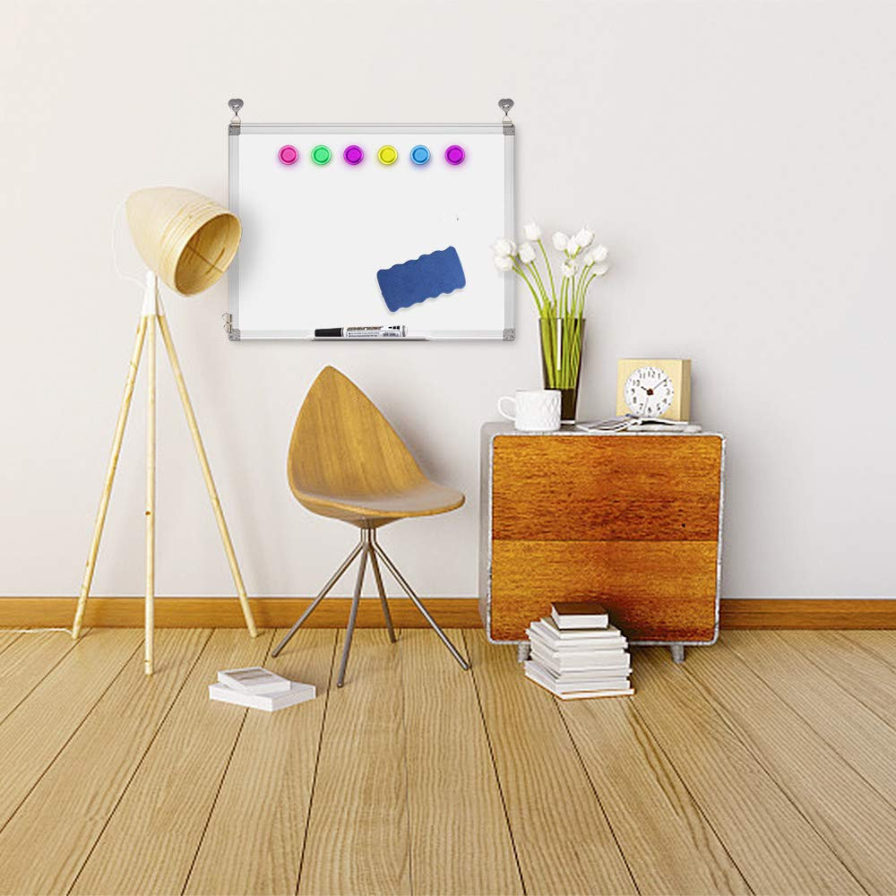wall-mounted Magnetic White Board