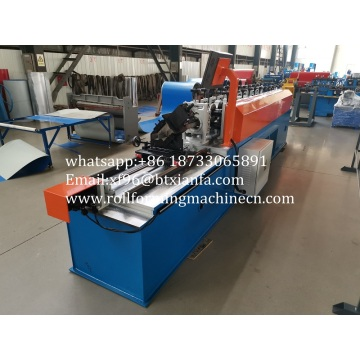 track and stud forming machine