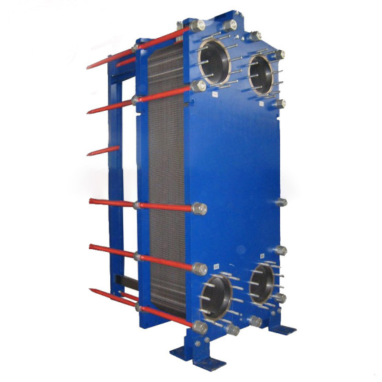 High ss304 plate heat exchanger for food make