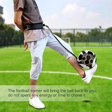 Soccer Training belt Aids Free Throw Sole Practice