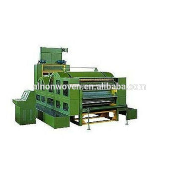 AL Qualified Nonwoven Felting Carding Machine for Sale