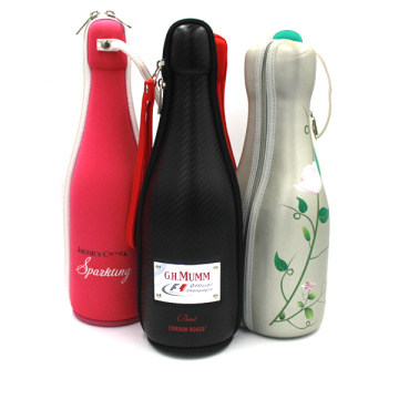 Travel Shockproof Safety single wine bottle case