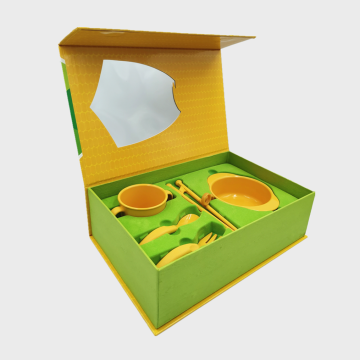 Compost CornstrachTraining 5 Pieces Tableware Set