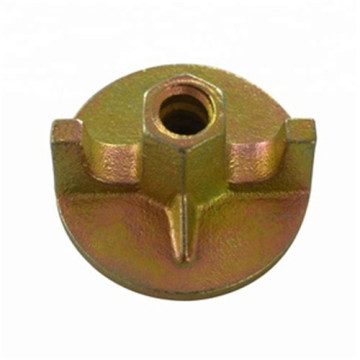 Formwork Scaffolding Parts Construction Tie Rod Wing Nut