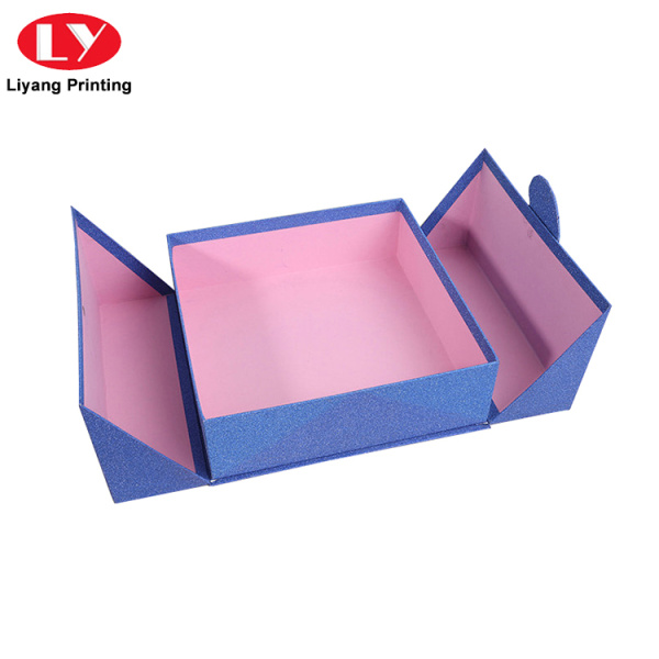 Custom Cardboard Packaging Box with Magnetic Closure