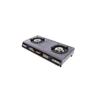 Table Gas Stove with Glass Top