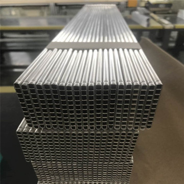 1050 3003 Extrusion Flat mirco channel Aluminum tube