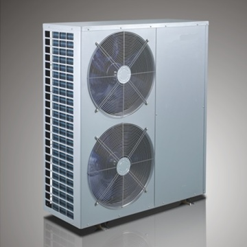 air to water heat pump commercial application