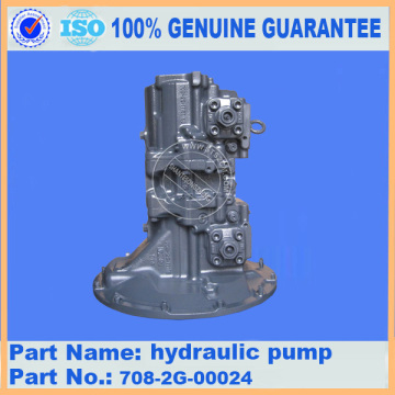 PC300-7 excavator hydraulic main pump 708-2G-00024