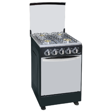 4 Gas Burners Free Standing Gas Cooker