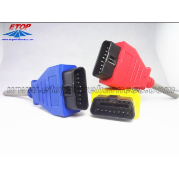 16 PIN Female OBD Connector