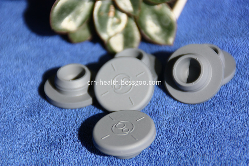 Rubber Stopper for Injection Vial