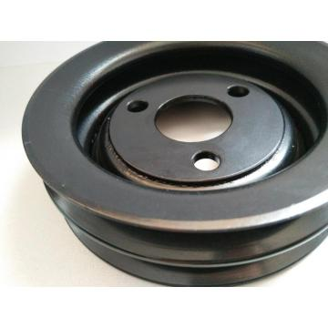 Belt power steering pump pulley