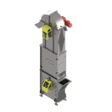 Animal Feeds Belt Bucket Elevator