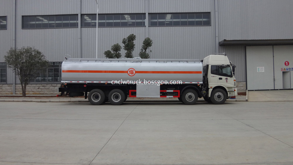 heavy duty fuel tank truck 2