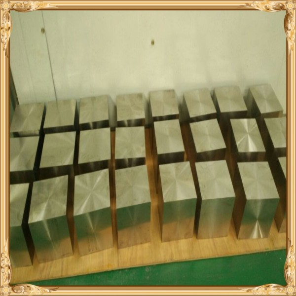 Gr5  Titanium  square forging blocks