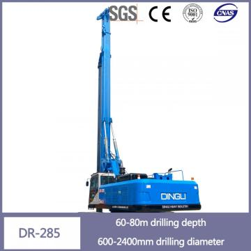 Core Drilling Equipment for Excavator Used Portable 50-70m