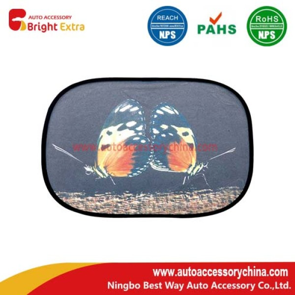 Breathable Car Sun Shade For Babies