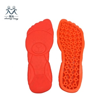 PVC Sole for Ladies Slippers