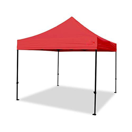 Outdoor 10x10 steel frame folding canopy tent for sale