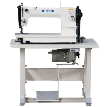 Heavy duty container bag sewing machine