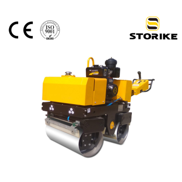 Road Construction Equipment Vibrating Road Roller