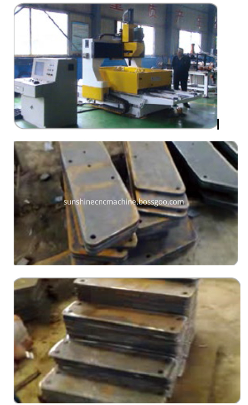 finished products of drilling machine