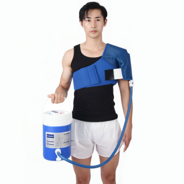 Cold Therapy System Compression Cryo Shoulder Cuff Cooler