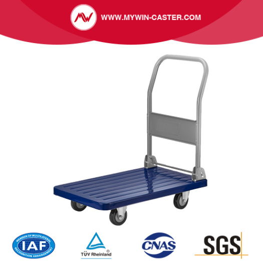 Foldable Hand Trolleys Cart Supplier