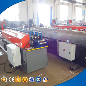 Steel sheet welding light steel villa roll forming machine