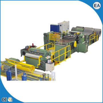 Slitter Machine For Transformer
