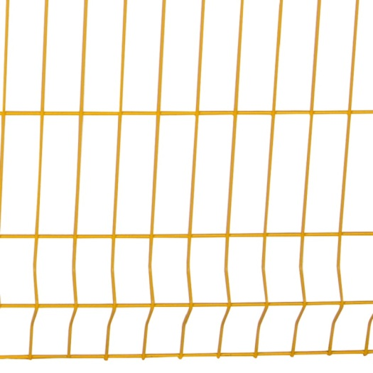 6x6 reinforcing diamond mesh fence wire fencing  for boundary wall