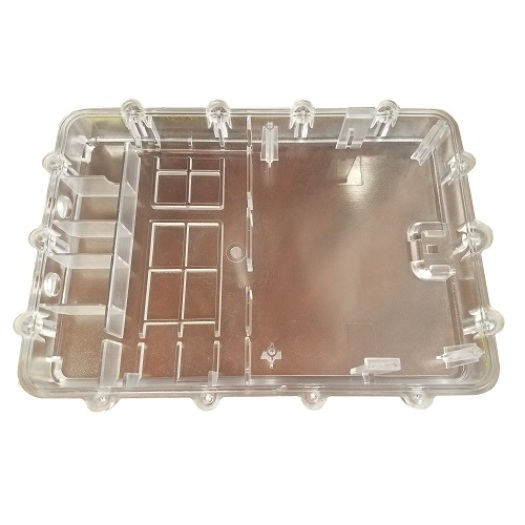 Transparent PC Injection Product