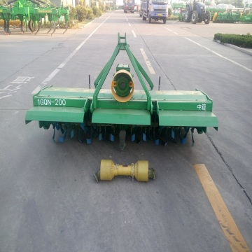 70-100HP tractor drived rotary cultivator