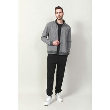MEN'S WINTER KNIT JACKET